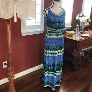Anthropology - Donna Ricco  Maxi Dress Size US 6
